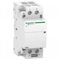 Модулен контактор iCT 2 N/O, 220/240 V AC, 40 A