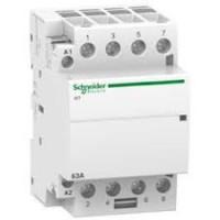 Модулен контактор iCT 4 N/O, 220/240 V AC, 63 A