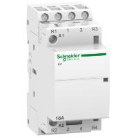 Модулен контактор iCT 2 N/O, 220/240 V AC, 16 A