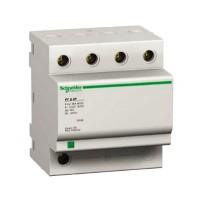 Катоден отводител iPF 40 kA 3P + N, Тип 2