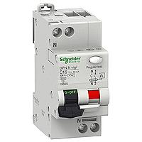 Дефектнотокова защита комбинирана с прекъсвач, iDPN N Vigi, 25 A, 6 kA, 30 mA, AC