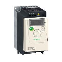 ATV12 Честотен регулатор 200 – 240 V, 3.5 A, 0.55 kW, 1 phase, With heat sink
