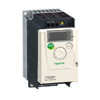 ATV12 Честотен регулатор 200 – 240 V, 4.2 A, 0.75 kW, 1 phase, With heat sink