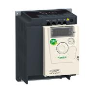 ATV12 Честотен регулатор 200 – 240 V, 10 A, 2.2 kW, 3 phase, On base plate
