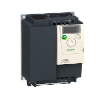 ATV12 Честотен регулатор 200 – 240 V, 16.7 A, 4 kW, 3 phase, On base plate