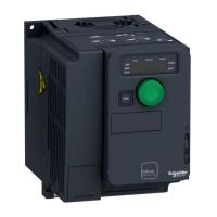 ATV320 Честотен регулатор 380 – 500 V, 3 A, 1.1 kW, 3 phase, compact