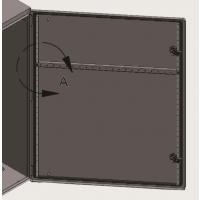 EO KP 30 Профил за врата