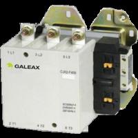 Contactor  500A, 280kW, 3P, 230VAC