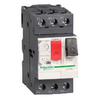 Термомагнитен моторен прекъсвач GV2-ME 0.40-0.63A