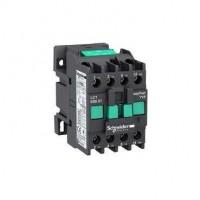 Контактор EasyPact TVS, 3P с (1 N/C) допълнителни контакти, 110V AC 60 Hz, 6A