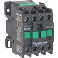 Контактор EasyPact TVS, 3P с (1 N/O) допълнителни контакти, 24V AC 50 Hz, 9A