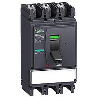 Мощностен разединител NSX630, 630 A, 3P
