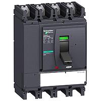 Мощностен разединител NSX630, 630 A, 4P