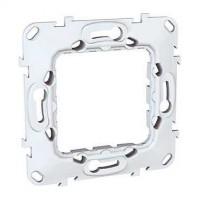 Единична монтажна рамка без крачета за универсална конзола, пластмаса