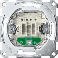 Механизъм за девиаторен ключ с глим лампа