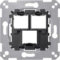 Механизъм за Schneider Electric конектор, едномодулен/двумодулен