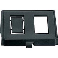 Механизъм за модулен жак конектор, Черно