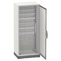 Моноблок шкаф с монтажна плоча Special SM, 1400x800x400, 1 непрозрачна врата