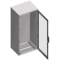 Моноблок шкаф без монтажна плоча Special SM, 1800x600x400, 1 прозрачна врата