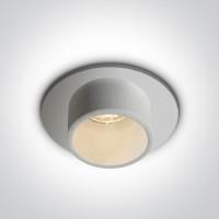 10101D/W/W WHITE LED 1W WW IP20 350mA MINI DARK LIGHT
