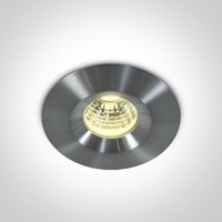 10103P/AL/D ALU LED DL 3w 700mA IP65