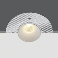 10103TR/W/W WHITE COB 3W WW 36deg 350mA TRIMLESS DARK LIGHT