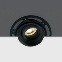 11105TR/B BLACK GU10 50W TRIMLESS