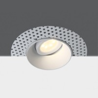 11105UTR/W WHITE MR16 GU10 50W TRIMLESS DARK LIGHT