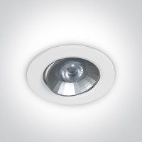 11106K/W LED 6W WW 38deg 100-240V