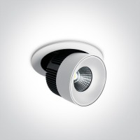 11114R/W/W WHITE LED 14W WW 36d IP20 700mA
