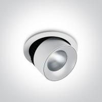 11125R/W/W WHITE LED 25W WW 40d IP20 700mA