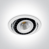 11150A/W/W WHITE COB LED 50w WW 100-240V