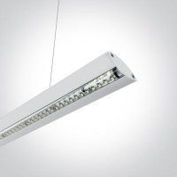 38016/W/D WHITE PENDANT LED 16w DL