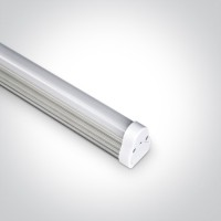 38104L/W LED TUBE 30cm 4w WW 100-240V