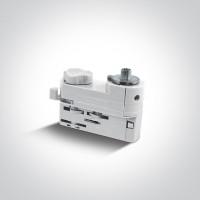 41002/W WHITE ADAPTOR