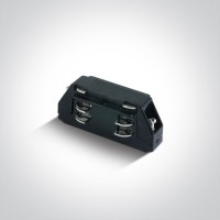 41008/B BLACK CONNECTOR