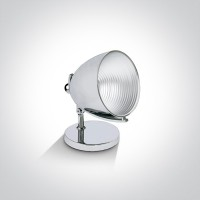 61038/C CHROME TABLE LAMP E27 20W