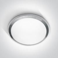 62014/G GREY LED 31W PLAFO 230v