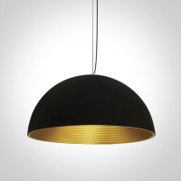 63022B/B/BS BLACK E27 25W BRASS REFLECTOR