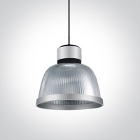 63030L/G/W GREY PENDANT LED 30W WW 230V