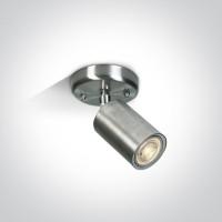 67032 S/STEEL304 SPOT GU10 35w IP44
