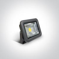 7028A/AN/C ANTRACITE COB LED 10W CW IP65 100-240V