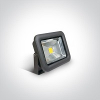 7028A/AN/W ANTHRACITE LED 10w WW IP65 100-240v
