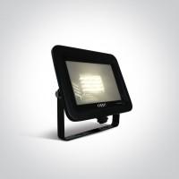 7028CD/B/C BLACK LED 100W CW IP65 AC 230V
