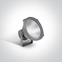 7050B/G/C GREY FLOODLIGHT LED 30w CW IP65 100-240v