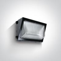 7056B/C WALL LIGHT COB LED 60W CW IP65 100-240V BLACK