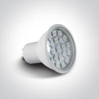 7305G/RGB LED 2w GU10 RGB