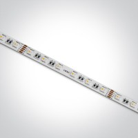 7830/RGBW LED STRIP 24vDC RGB+W 19,2w/m 5m ROLL IP20