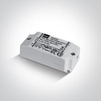 89008W LED DRIVER 12V DC 0-8W IP20 INPUT 230v