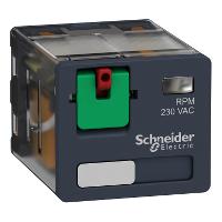 Силово реле RPM 3 З/О 230 V AC 15 A без светодиод